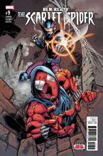 Image: Ben Reilly: The Scarlet Spider #9 - Marvel Comics