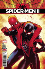 Image: Spider-Men II #4 - Marvel Comics