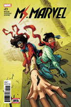 Image: Ms. Marvel #23 - Marvel Comics