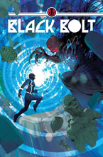 Image: Black Bolt #6 - Marvel Comics