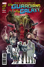 Image: All-New Guardians of the Galaxy #12 - Marvel Comics