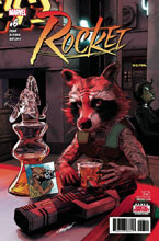 Image: Rocket #6 - Marvel Comics