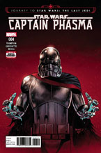 Image: Journey to Star Wars Last Jedi Capt Phasma #4 - Marvel Comics
