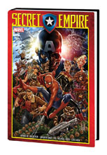 Image: Secret Empire HC  - Marvel Comics