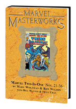 Image: Marvel Masterworks Vol. 256: Marvel Two-in-One Vol. 03 HC  - Marvel Comics