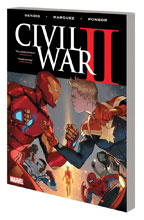 Image: Civil War II SC  - Marvel Comics