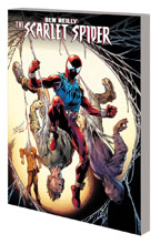 Image: Ben Reilly: The Scarlet Spider Vol. 01 - Back in the Hood SC  - Marvel Comics