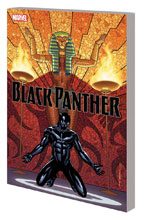 Image: Black Panther Book 04: Avengers of New World SC  - Marvel Comics