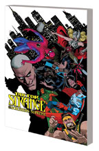 Image: Doctor Strange and the Sorcerers Supreme Vol. 02: Time After Time SC  - Marvel Comics