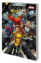 Image: X-Men Gold Vol. 02: Evil Empires SC  - Marvel Comics