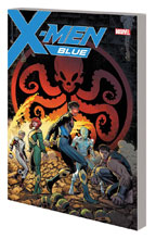 Image: X-Men Blue Vol. 02: Toil and Trouble SC  - Marvel Comics