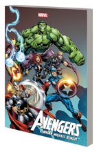 Image: Avengers by Bendis Complete Collection Vol. 03 SC  - Marvel Comics