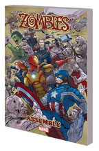 Image: Zombies Assemble Manga Vol. 01 SC  - Marvel Comics
