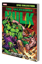 Image: Incredible Hulk Epic Collection: Hulk Must Die SC  - Marvel Comics