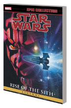 Image: Star Wars Legends Epic Collection Vol. 02: Rise Sith SC  - Marvel Comics