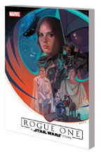Image: Star Wars: Rogue One Adaptation SC  - Marvel Comics