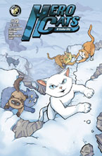 Image: Hero Cats #19 - Action Lab Entertainment
