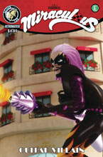 Image: Miraculous #18 (Guitar Villain) - Action Lab Entertainment