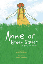 Image: Anne of Green Gables GN  - Amp Kids