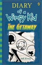 Image: Diary of a Wimpy Kid Vol. 12: Getaway HC  - Amulet Books