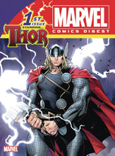 Image: Marvel Comics Digest #3 (Thor) - Archie Comic Publications