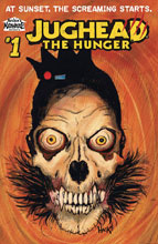 Image: Jughead: The Hunger #1 (cover B - Hack) - Archie Comic Publications