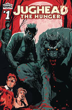 Image: Jughead: The Hunger #1 (cover C - Walsh) - Archie Comic Publications