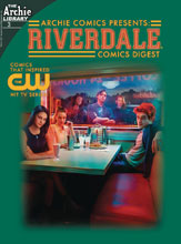 Image: Riverdale Digest #3 - Archie Comic Publications