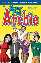Image: All-New Classic Archie: Your Pal Archie #3 (cover A - Parent) - Archie Comic Publications