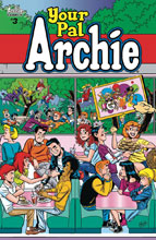 Image: All-New Classic Archie: Your Pal Archie #3 (cover B - McClaine) - Archie Comic Publications