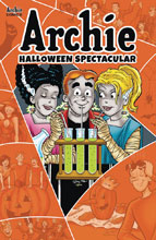 Image: Archie Halloween Spectacular #1 - Archie Comic Publications