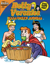 Image: Betty & Veronica Comics Double-Digest #257 - Archie Comic Publications