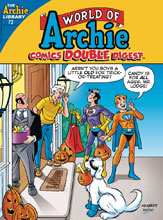 Image: World of Archie Jumbo Comic Digest #72 - Archie Comic Publications