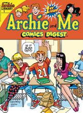 Image: Archie and Me Comics Digest #1 - Archie Comic Publications