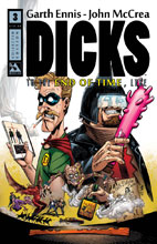 Image: Dicks Vol. 03: End of Time SC  (special edition) - Avatar Press Inc