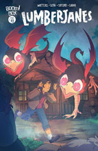 Image: Lumberjanes #43 (subscription cover - Sotuyo) - Boom! Studios