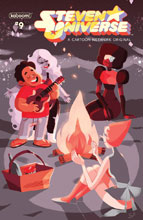 Image: Steven Universe #9 (subscription cover - Meynet) - Boom! Studios