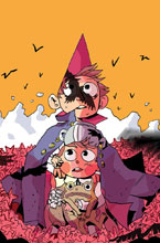 Image: Over Garden Wall #19 (subscription cover - Daguna) - Boom! Studios