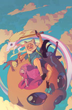 Image: Adventure Time Comics #16 (subscription cover - Chang) - Boom! Studios