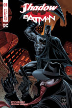 Image: The Shadow / Batman #1 (cover B - Van Sciver) - Dynamite