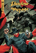 Image: Shadow / Batman #1 (cover G - Porter)  [2017] - Dynamite