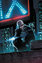 Image: Agent 47: Birth of the Hitman #1 (cover E incentive - Tan Virgin) (25 Copy) - Dynamite