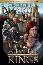 Image: Game of Thrones: Clash of Kings #5 (cover B - Rubi) - Dynamite