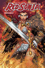 Image: Red Sonja #10 (cover C - Meyers) - Dynamite