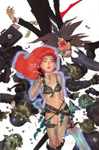 Image: Red Sonja Vol. 04 #10 (cover G incentive - Caldwell Virgin) (20 Copy) - Dynamite