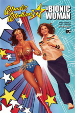 Image: Wonder Woman '77 Meets the Bionic Woman Vol. 01 SC  - Dynamite