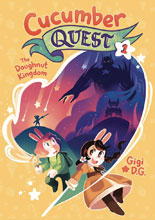 Image: Cucumber Quest: Doughnut Kingdom GN  - First Second (:01)