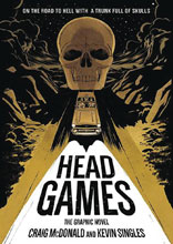 Image: Head Games GN  - First Second (:01)