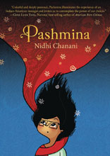 Image: Pashmina GN HC  - First Second (:01)