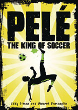 Image: Pele GN HC  - First Second (:01)